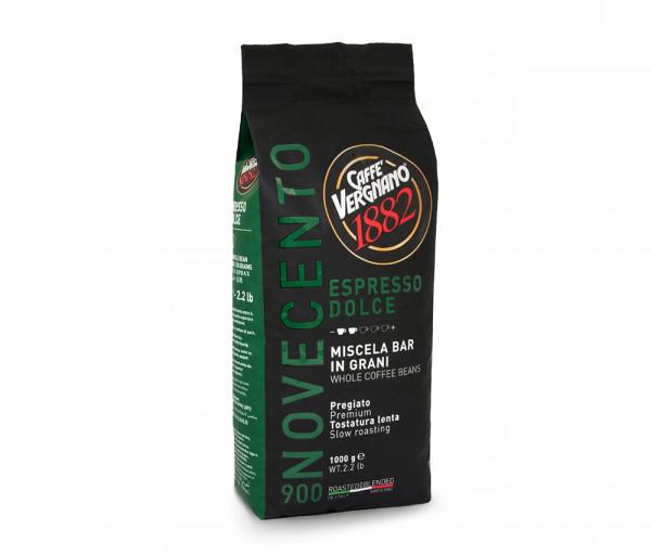 Հատիկավոր սուրճ Դոլչե 900 1կգ Caffe Vergnano