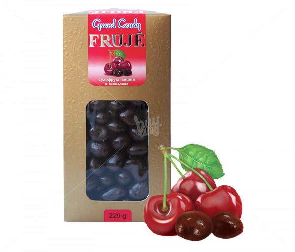 Դրաժե «Ֆրուժե» շոկոլադապատ բալի չիր Grand Candy