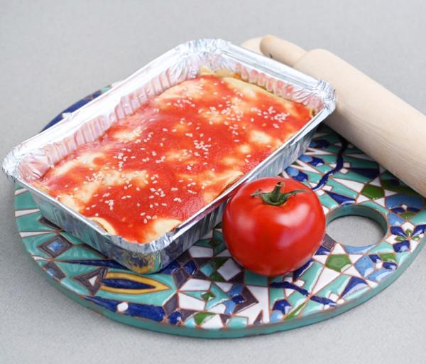Լազանյա բանջարեղենով (2 բաժին) Պաստերիա