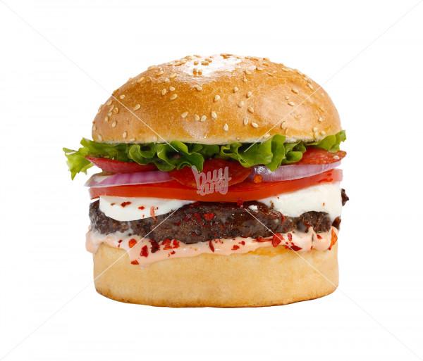 Բուրգեր «Beef - Italian Style» (փոքր) Black Angus