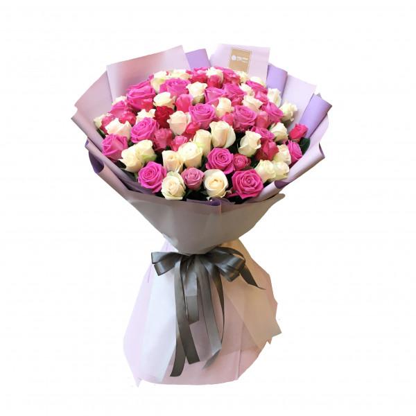 Ծաղկեփունջ «Novela» My Rose