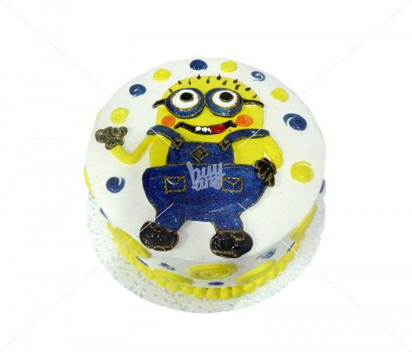 Տորթ «Մինիոն» Kalabok Cake