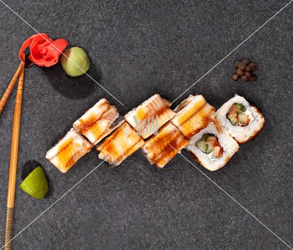 Ռեդ Դրակոն AKO Sushi