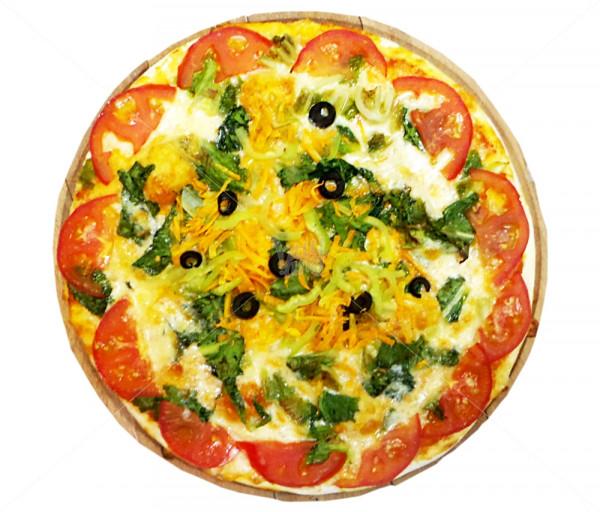 Պիցցա «Բանջարեղենով» Դոկա Պիցցա