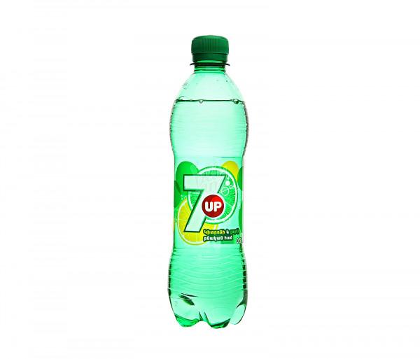 Զովացուցիչ ըմպելիք «7UP» 0.5լ