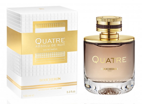 Կանացի օծանելիք Boucheron Quatre Absolu De Nuit Eau De Parfum 100 մլ