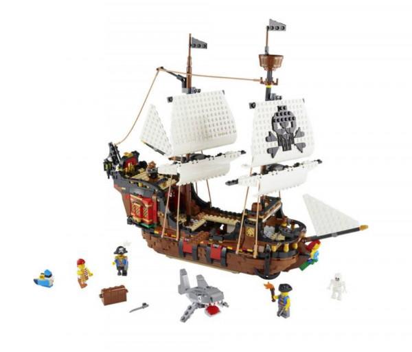 Կառուցողական խաղ Creator «Ծովահենի նավ»
