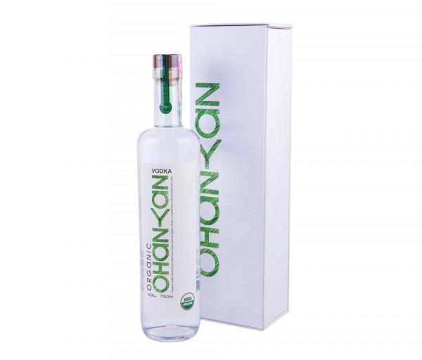 Օղի «Ohanyan Vodka Organic» 750 մլ