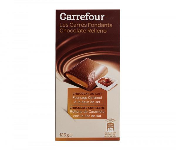 Քարֆուր Կաթնային շոկոլադ 125գ