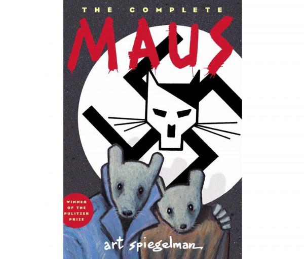 The Complete MAUS Զանգակ Գրատուն