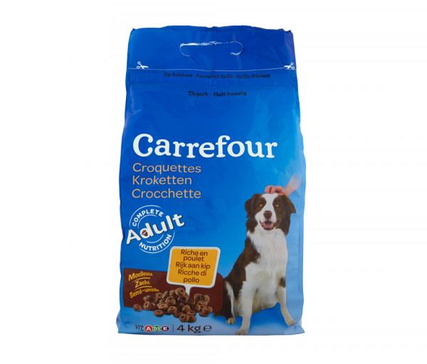 Carrefour Dog Food Chicken Biscuits 4kg