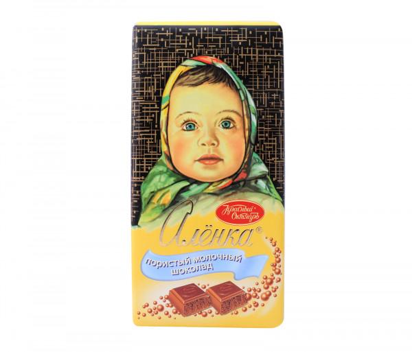 Ալյոնկա Շոկոլադե սալիկ 95գ