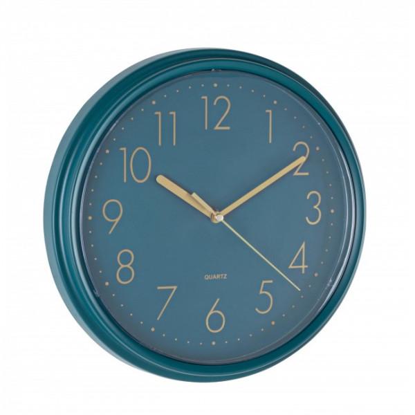 Պատի ժամացույց Brasilia Blue WALL CLOCK d25.2