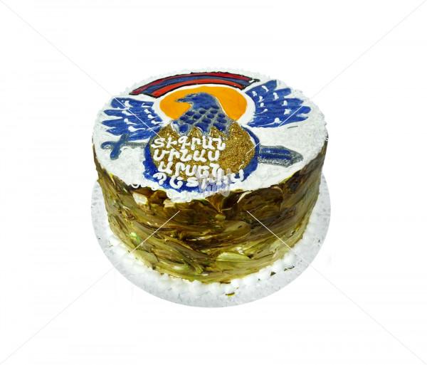Տորթ «Զինվորական» Kalabok Cake