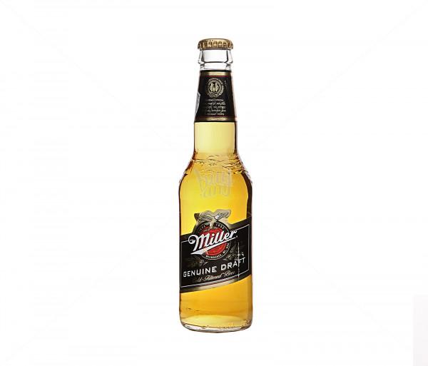 Գարեջուր «Miller» 0.33լ