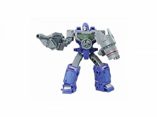 "Hasbro Հերոսի Արձանիկ TRANSFORMERS Generations War for Cybertron Deluxe ""REFLECTOR"""