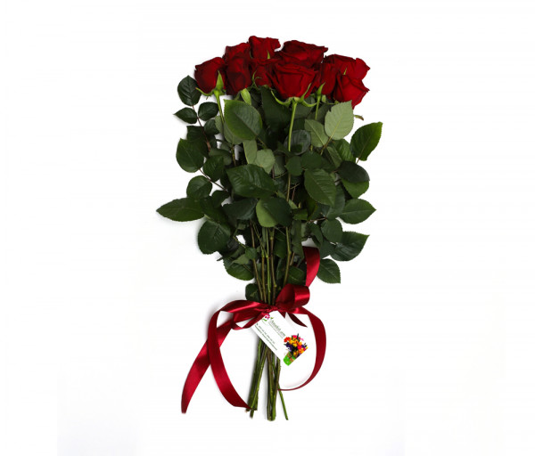 Bouquet of 11 red roses Anahit