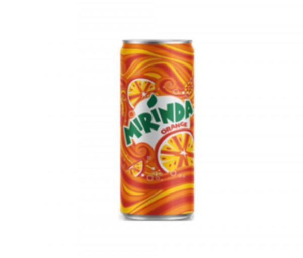 Զովացուցիչ ըմպելիք «Mirinda» 0.33լ