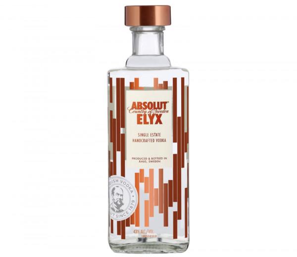 Vodka Absolut Elyx 0.7l