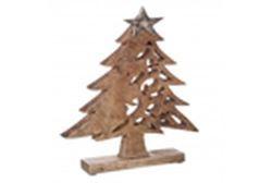 Փայտյա ծառ Pino Larix Legno L