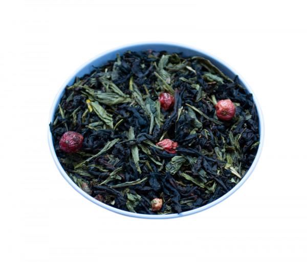 Սև և կանաչ թեյ Լուսնի Ամրոց Coffee-inn