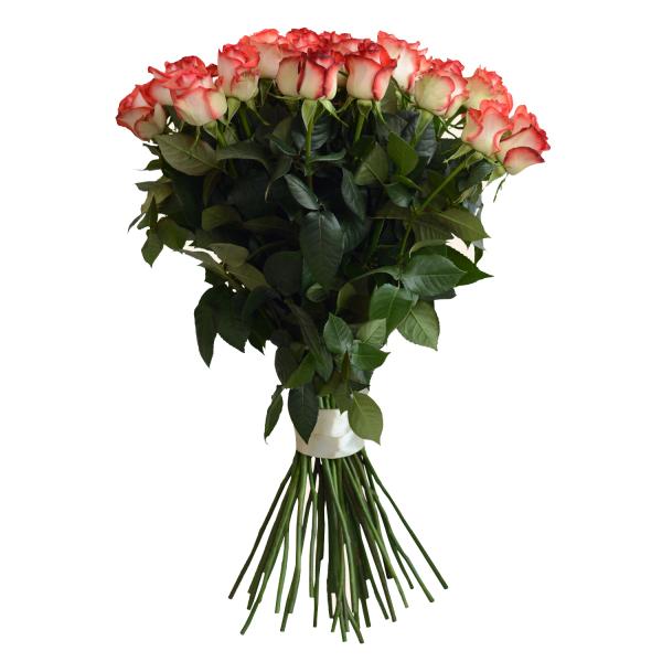 Ծաղկեփունջ «Blush» My Rose