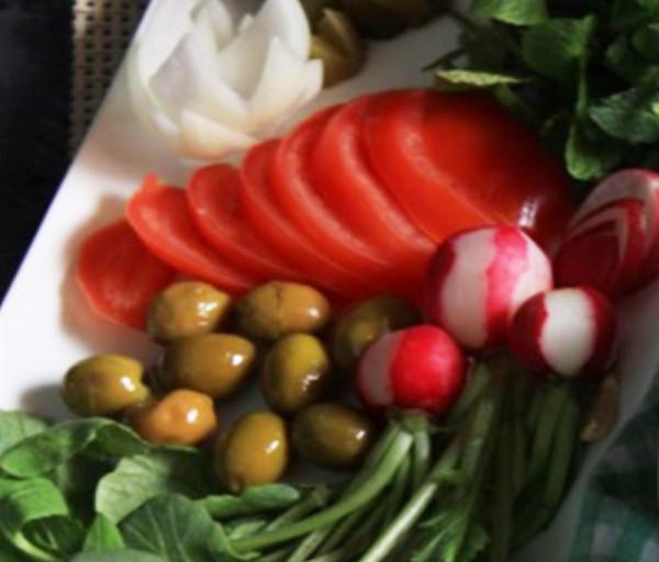 Բանջարեղեն Մր Բինս