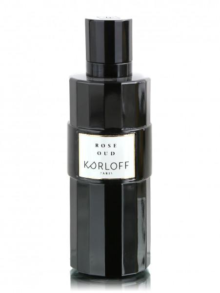 Կանացի օծանելիք Korloff Rose Oud Eau De Parfum 100 մլ