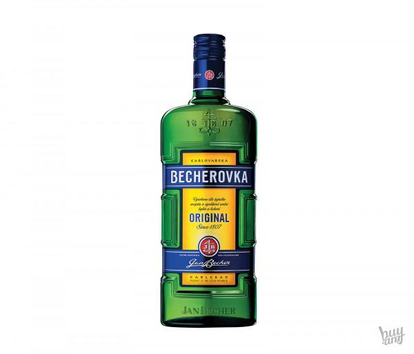 Լիկյոր «Becherovka» 1լ