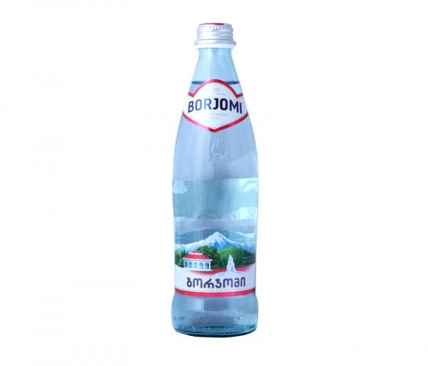 Բորժոմի Հանքային ջուր 0.5լ