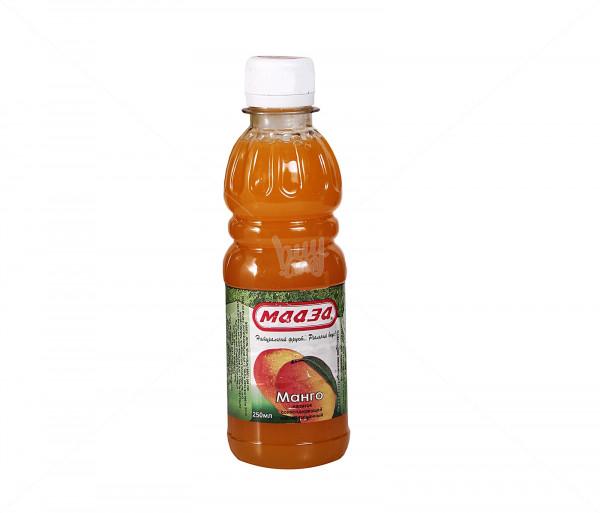 Բնական հյութ «Maaza» (մանգո) 0.25լ