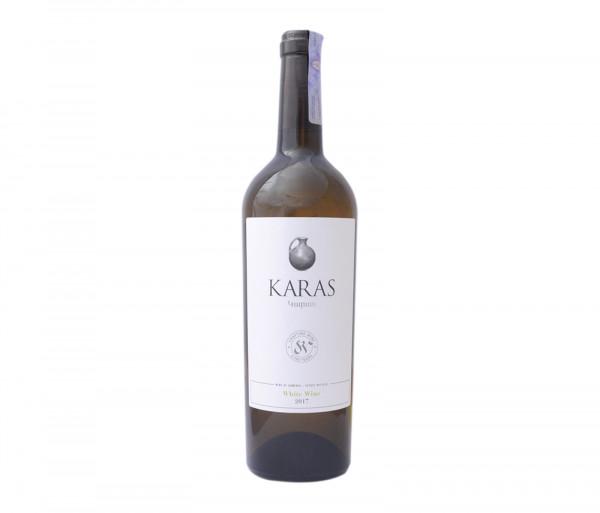 Կարաս Սպիտակ Գինի 0.187լ