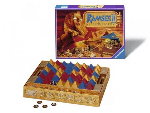 Ravensburger Սեղանի Խաղ «Ռամզես II»