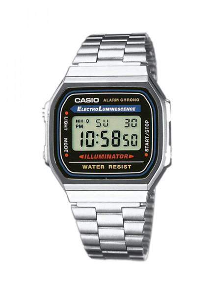 Կանացի ժամացույց Casio A168WA-1WDF