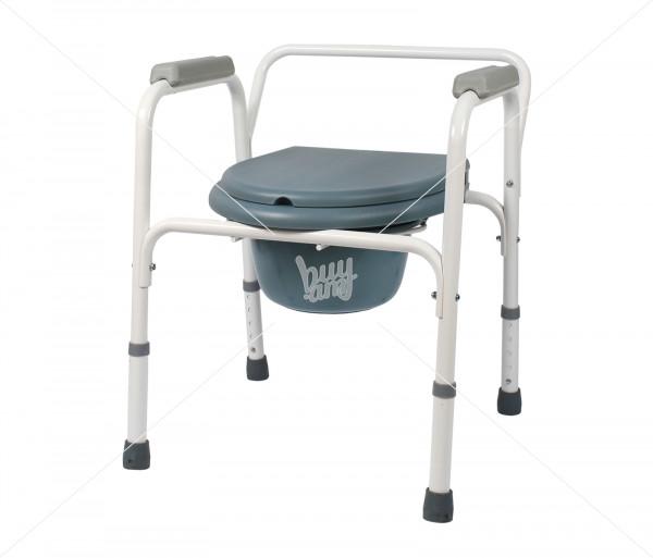 Աթոռ սանիտարական հարմարանքով (կարգավորվող բարձրությամբ) «WC Econom» Valentine