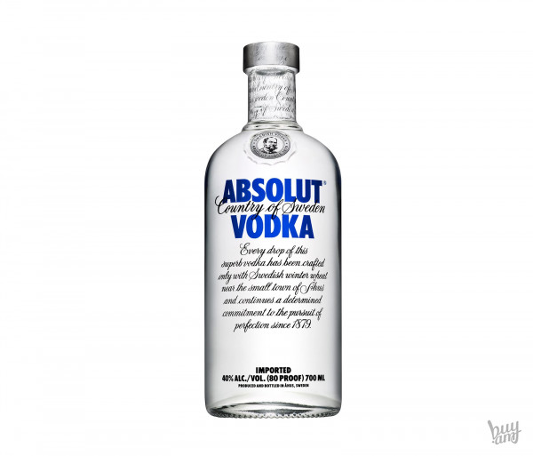 Օղի «Absolut Vodka» 700 մլ