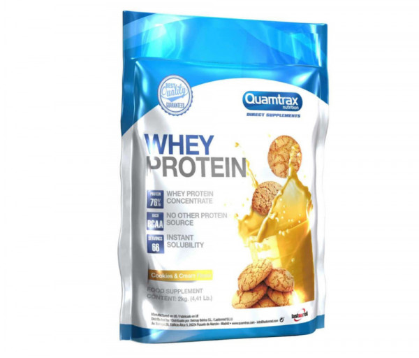 Direct Whey Protein 2000g Cookies/Cream
