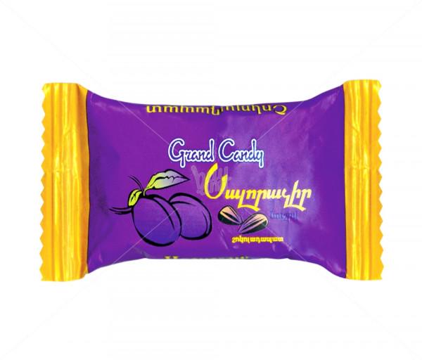 Շոկոլադապատ չրեր միքս «Շոկոլադապատ սալորաչիր» Grand Candy