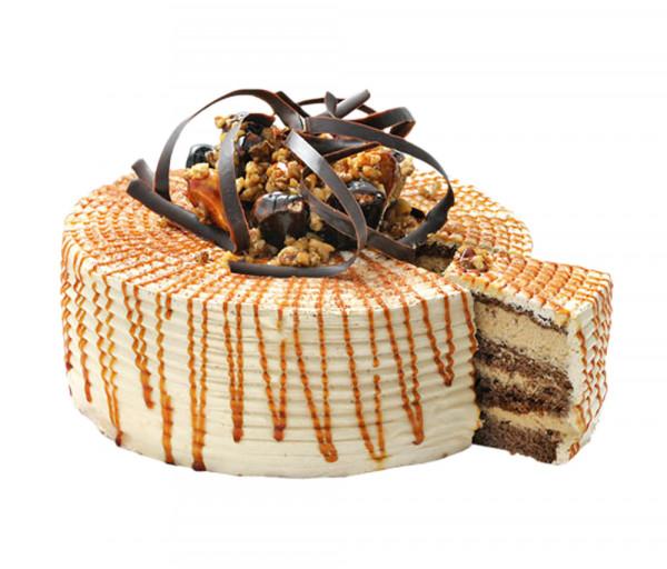 Տորթ «Կապուչինո» (միջին) Dan Dessert