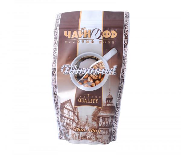 Չայկոֆֆ Դայմոնդ սև սուրճ 100գ