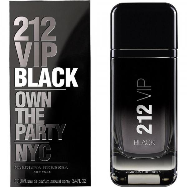 Տղամարդու օծանելիք Carolina Herrera 212 Vip Black Eau De Parfum 100 մլ