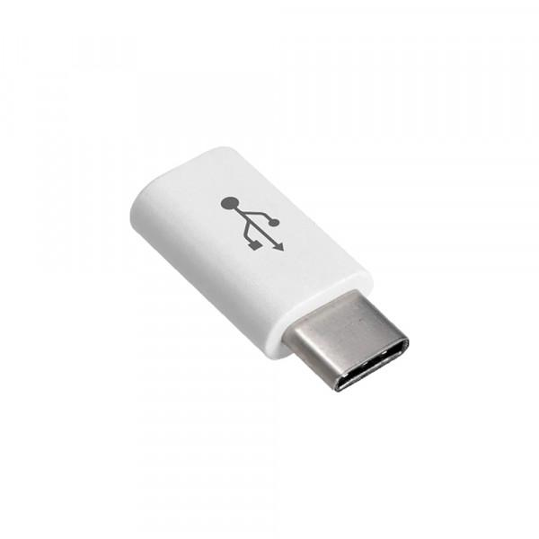 Ադապտեր Olmio micro USB to USB-C