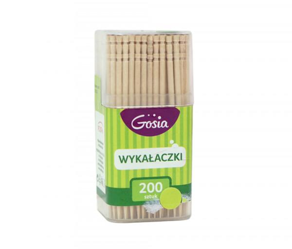 Գոսիա Ատամի փայտիկներ 200 հատ