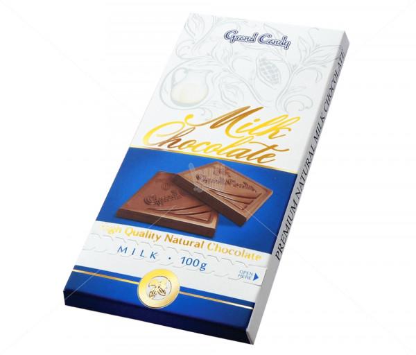 Կաթնային շոկոլադ Grand Candy