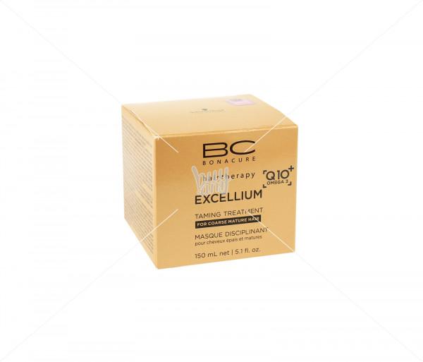 Դիմակ «Schwarzkopf Bonacure Hair Therapy Q10 Taming» 150մլ
