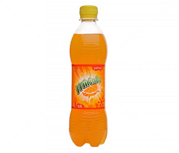 Զովացուցիչ ըմպելիք «Mirinda» 0.5լ