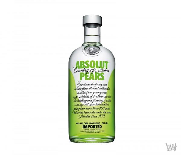 Օղի «Absolut Pears (Տանձ)» 700 մլ