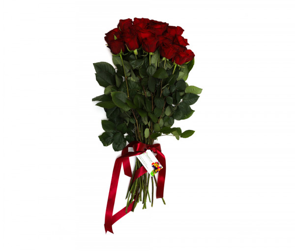 Bouquet of 19 red roses Anahit