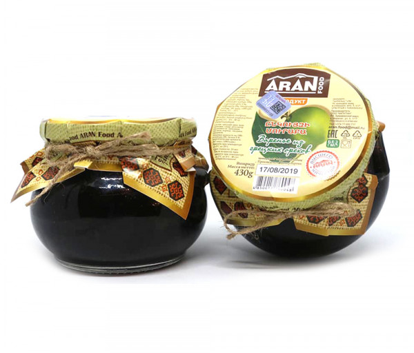 Walnut jam «ARAN Food» 430g