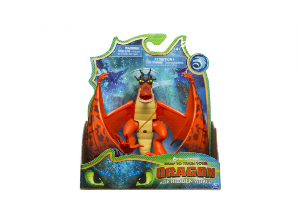 Spin Master Մուլտհերոսի Արձանիկ Dreamworks Dragons «Hookfang»